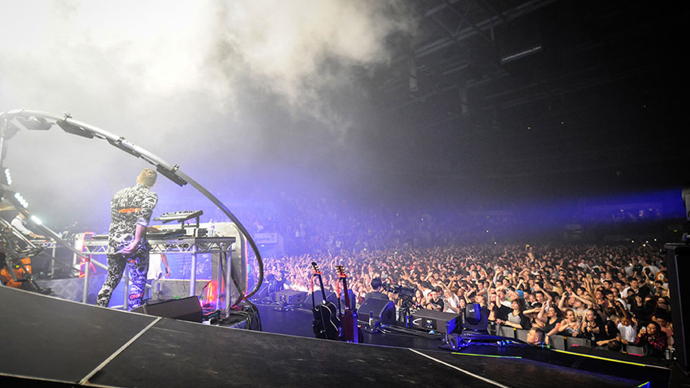 Chase & Status Live Tour