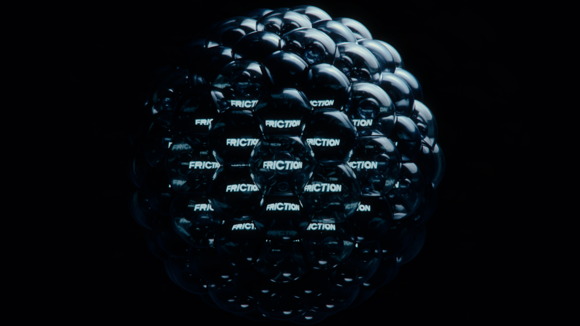 Friction Live Show Visuals