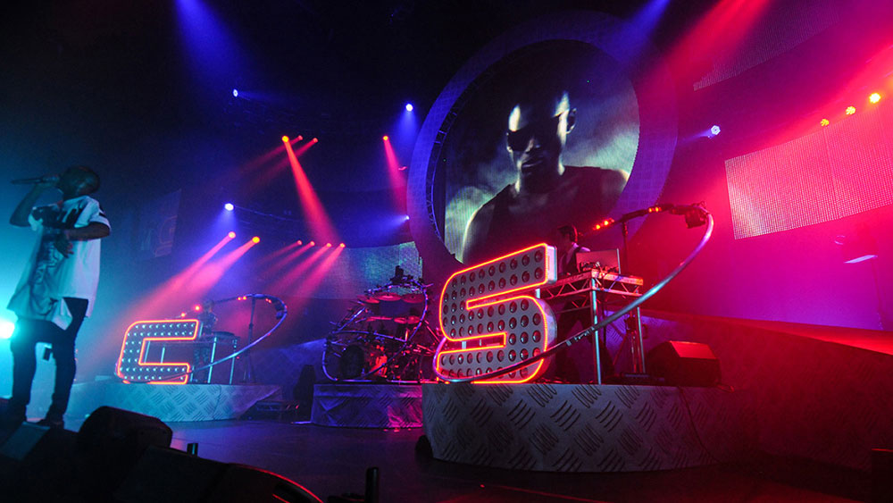 Chase & Status Live Tour