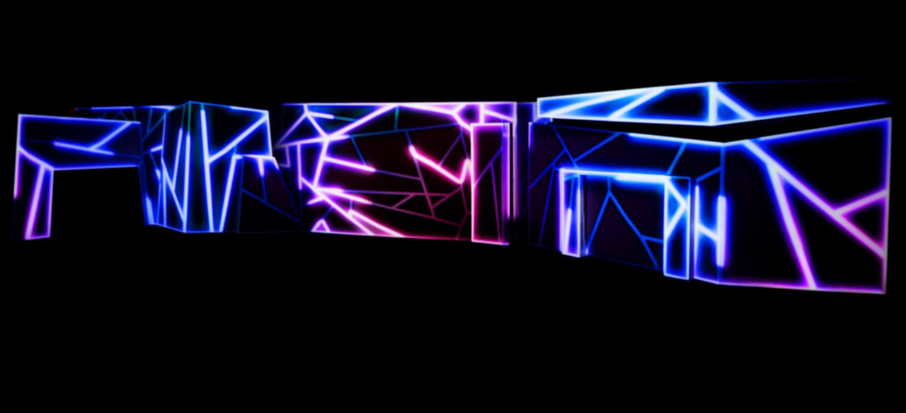KIA projection mapping