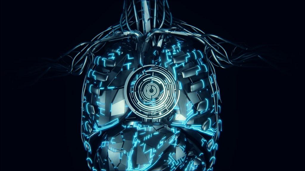 Pendulum Live Visuals